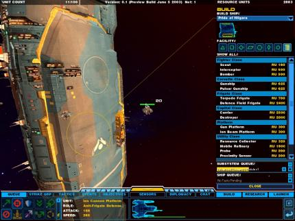 Interview-Video: 20 Minuten Homeworld 2