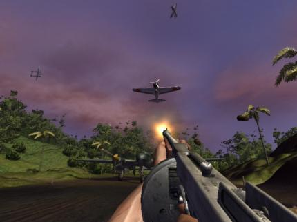 Medal of Honor: Pacific Assault - ein neues Video ist im Netz.