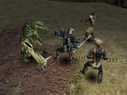 Dungeon Siege: Legends of Aranna - eine Demo ist online.