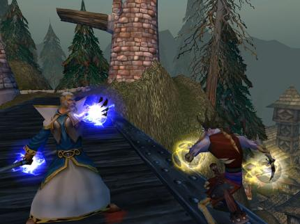 World of Warcraft: Tornado stört Beta