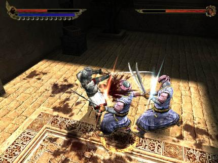 Knights of the Temple: Erster Patch