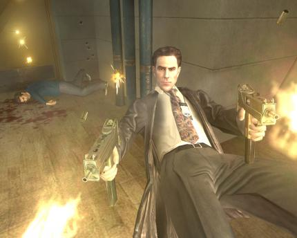 Max Payne 2: Map- und Mod-Material