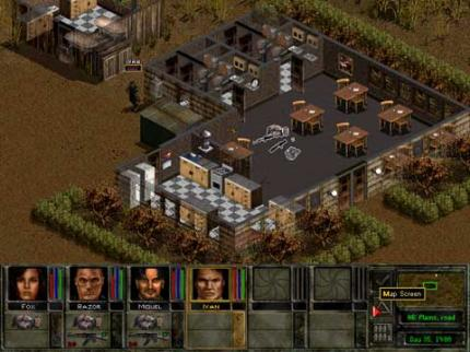Jagged Alliance 2 Source-Code frei