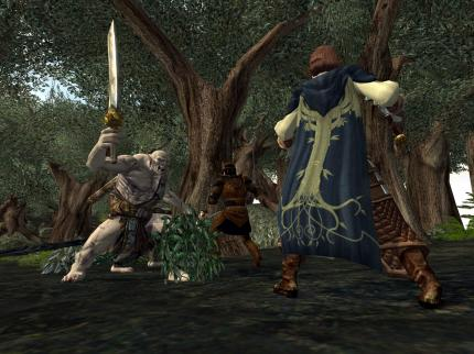 Middle-Earth Online - es gibt neue Screenshots.