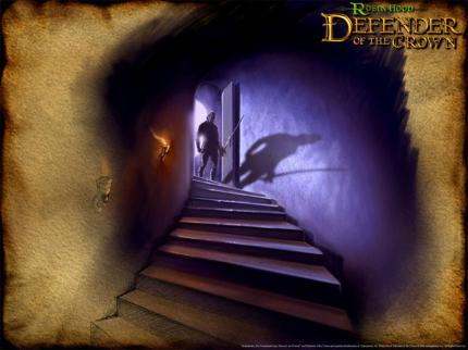 Robin Hood: Defender of the Crown - DTP bietet neue Wallpapers an.