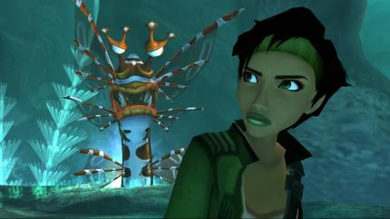 Aus Beyond Good & Evil 1.