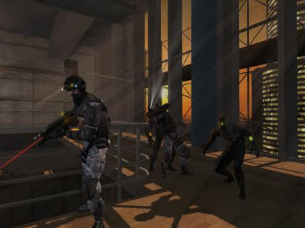 Splinter Cell: Pandora Tomorrow - neue Videos sind im Netz.