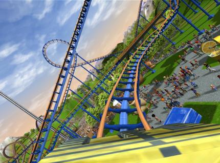 Rollercoaster Tycoon 3: Erstes Video
