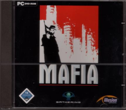 Mafia Budget-Version auf DVD