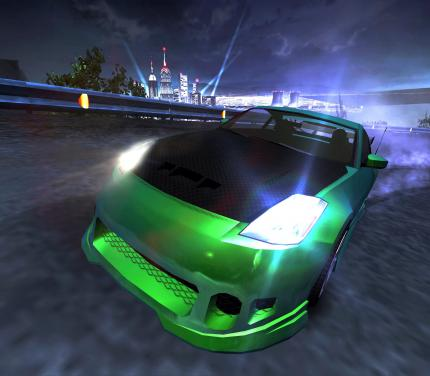 NfS: Underground 2: E3-Movie
