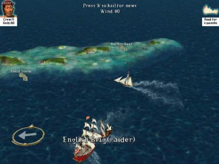 Sid Meier's Pirates: Website online