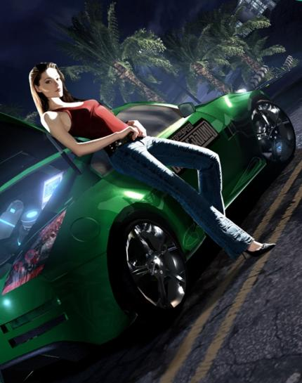 Need for Speed: Underground 2 - Spieletuning