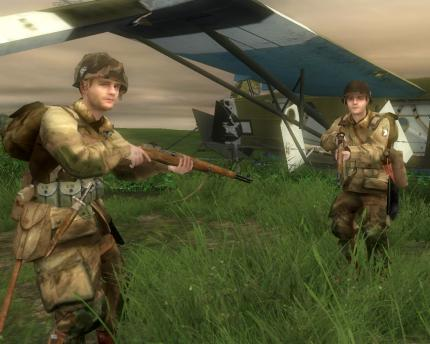 Brothers in Arms: 24 neue Shots