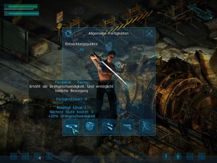 Restricted Area: Sieben Screenshots