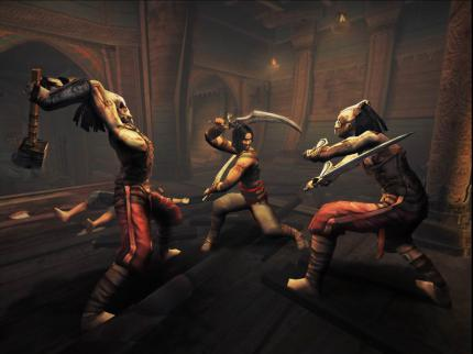 Prince of Persia 2: Neue Shots