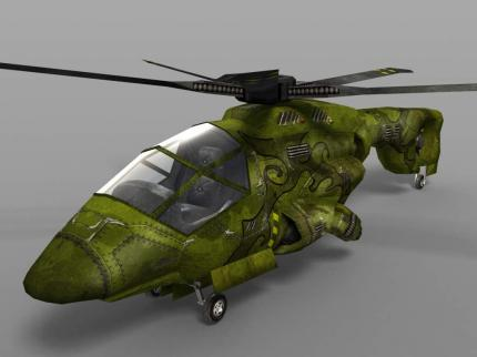 Far Cry (dt.): Parallel Future Heli