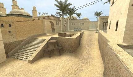 Counter-Strike Source: Beta am 10.8