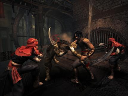 Prince of Persia: Warrior Within: Video