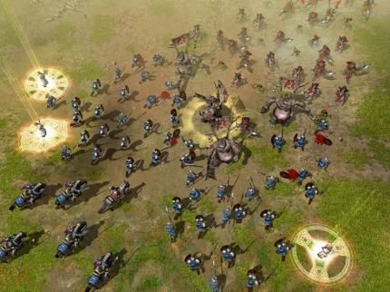Armies of Exigo: Neue Screenshots