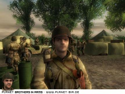Brothers in Arms: GC-Video