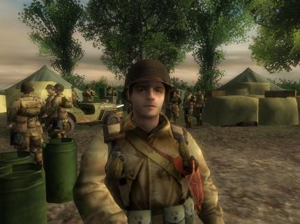 Brothers in Arms: Update v1.03