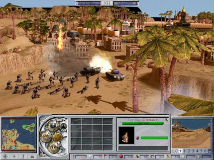 Empire Earth 2: Patch v1.05