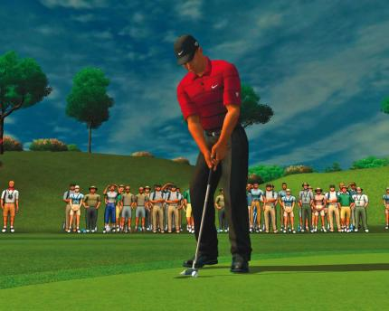 Gold: Tiger Woods PGA Tour 2006