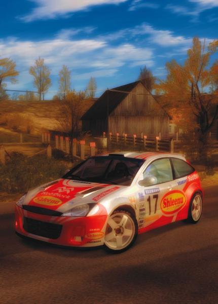 Colin McRae Rally 05 oder Xpand Rally?