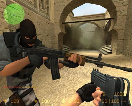 Counter-Strike: Source - Patch senkt CPU-Last