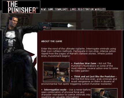 The Punisher: Spielbare Demo