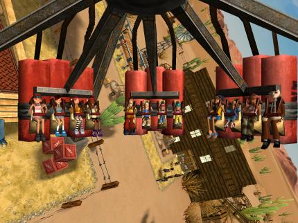 Rollercoaster Tycoon 3: 2. Update