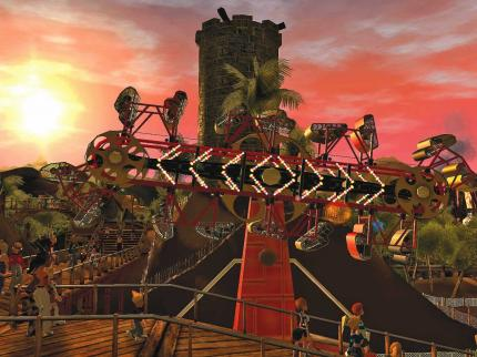 Rollercoaster Tycoon 3 (1)
