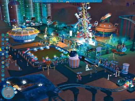 Rollercoaster Tycoon 3: Euro Beta-Patch