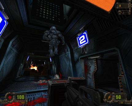 Vivisector: Zehn Screenshots