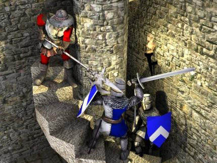 Stronghold 2: Patch-Test online