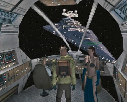 Star Wars Galaxies: Add-on mit Ep-3-Inhalt