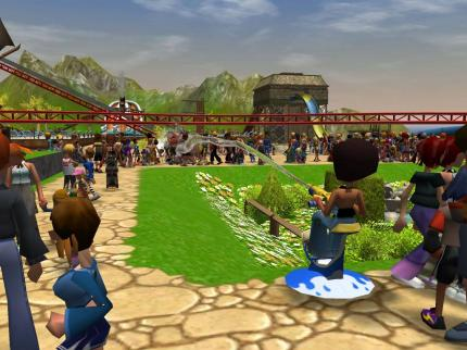 Rollercoaster Tycoon 3: Erste Add-on-Shots