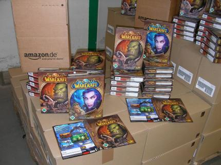 World of Warcraft: 30.000 Stück bei Amazon