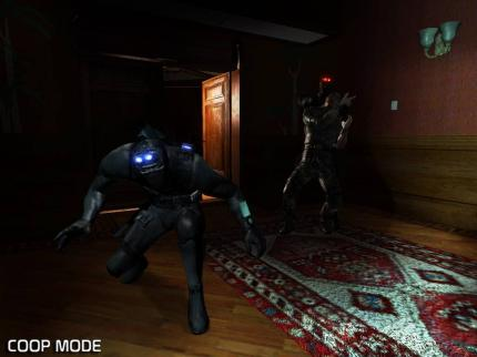 Splinter Cell 3: Kooperativ-Bilder