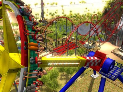 Rollercoaster Tycoon 3-Add-on: Dt. Name & Termin
