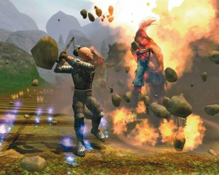 Everquest 2: PvP-Kampf im Sommer