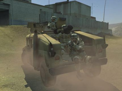 Battlefield 2: 36 neue Screenshots!