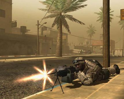 Battlefield 2: Diskussion zur Demo
