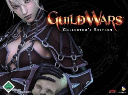 Guild Wars als Collector's Edition