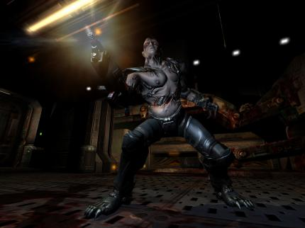 Quake 4: Id Software zeigt Solo-Modus