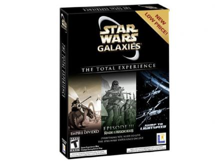 Star Wars Galaxies: Total Experience im Mai