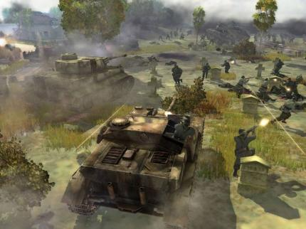 Company of Heroes: Video