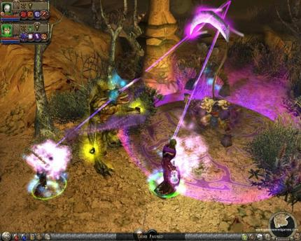 Dungeon Siege 2: Mini-Patch