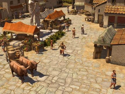 Titan Quest: Action-RPG in Antike