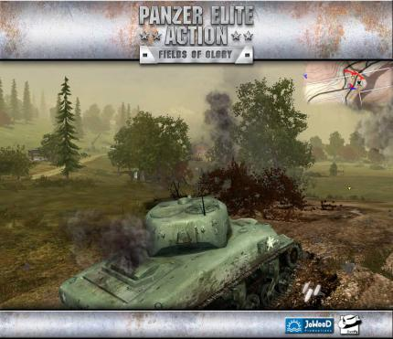 Panzer Elite Action: Website & Shots